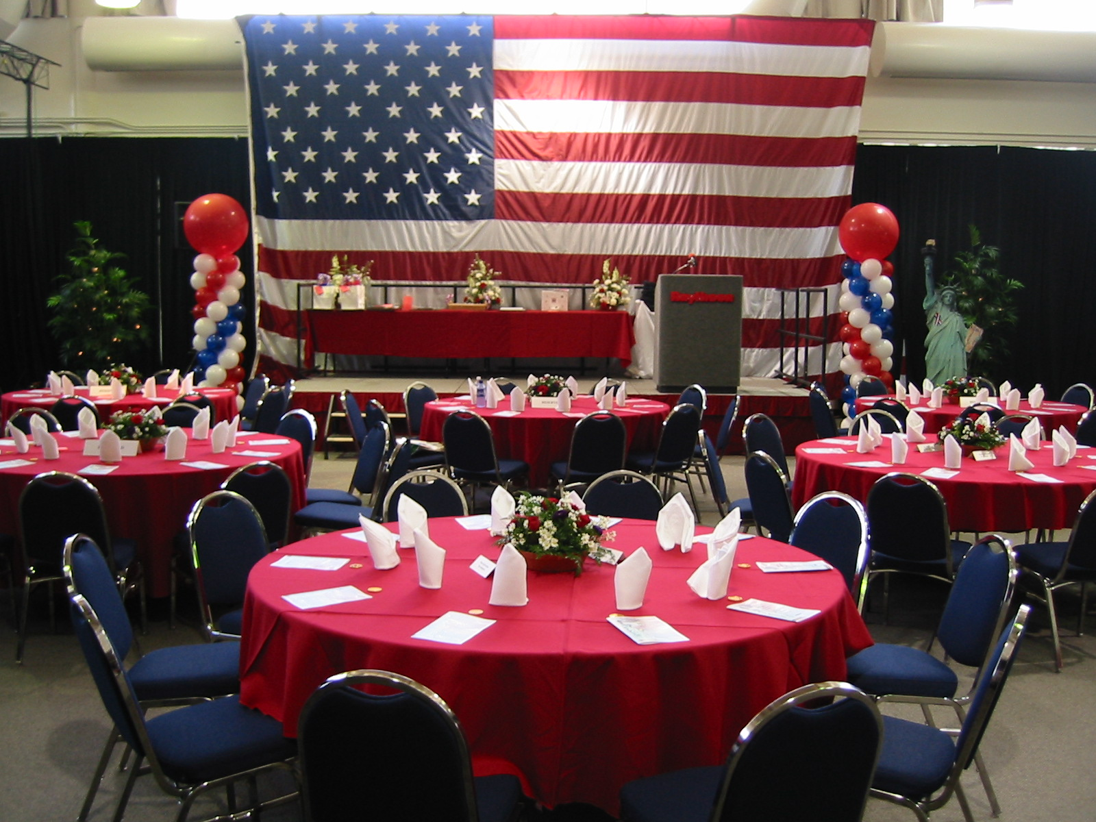 Patriotic-Party-Theme