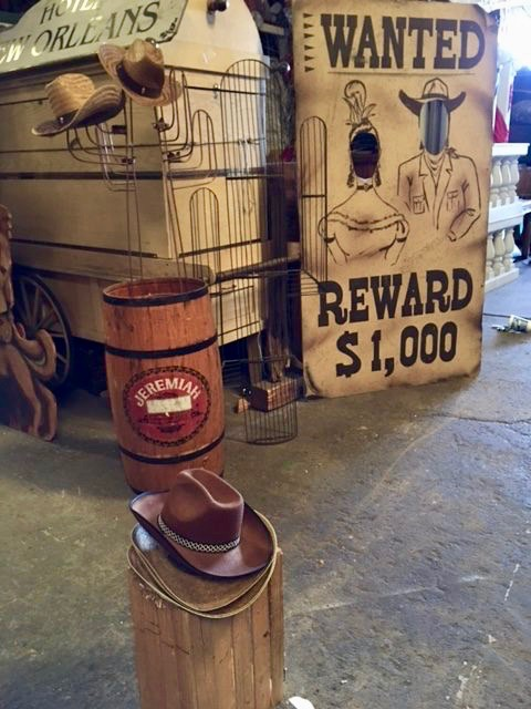 Western Themed Event Rental